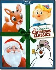 Original Christmas Classics Blu