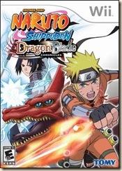 Naruto Shippuden Dragon Blade Chronicles Wii