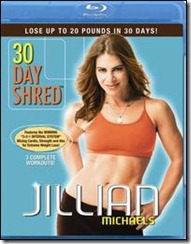 Jillian Michaels 30 Day Shred Blu