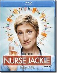 Nurse jackie S2 Blu