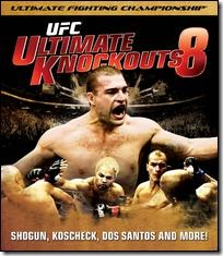 UFC Ultimate Knockouts 8 Blu
