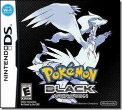 Pokemon Black DS